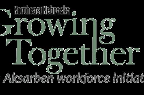 growing together logo better