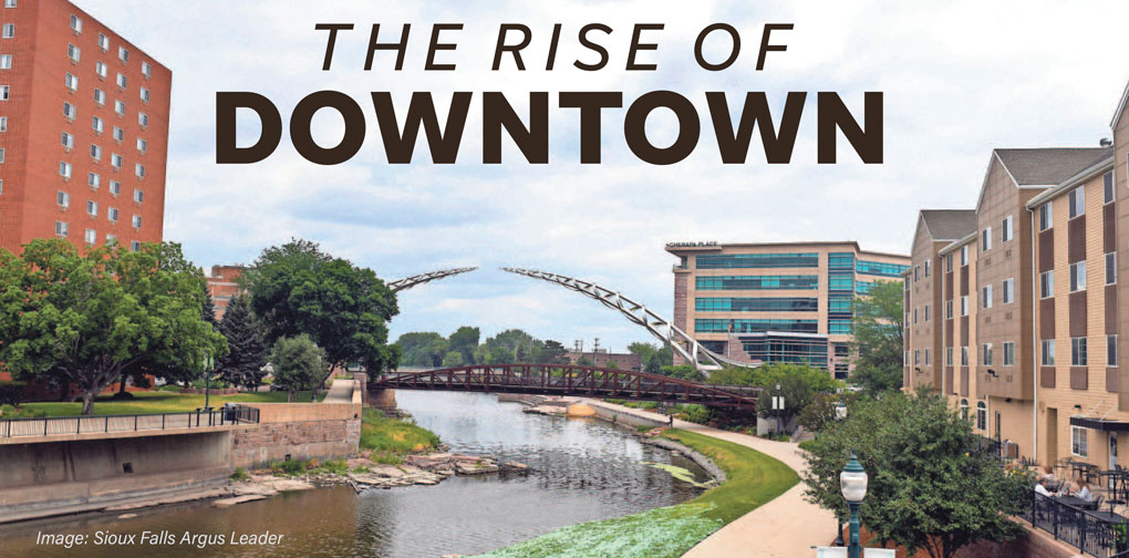 The Rise of Downtown Sioux Falls